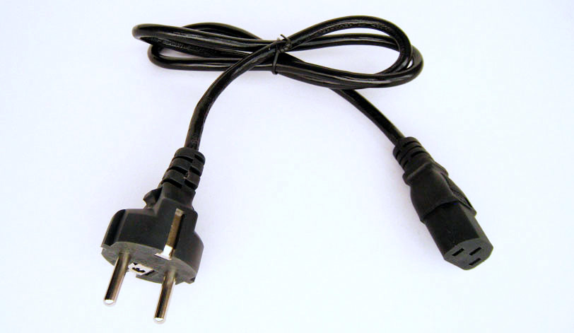 2PIN EURO STYLE MARINE CABLE