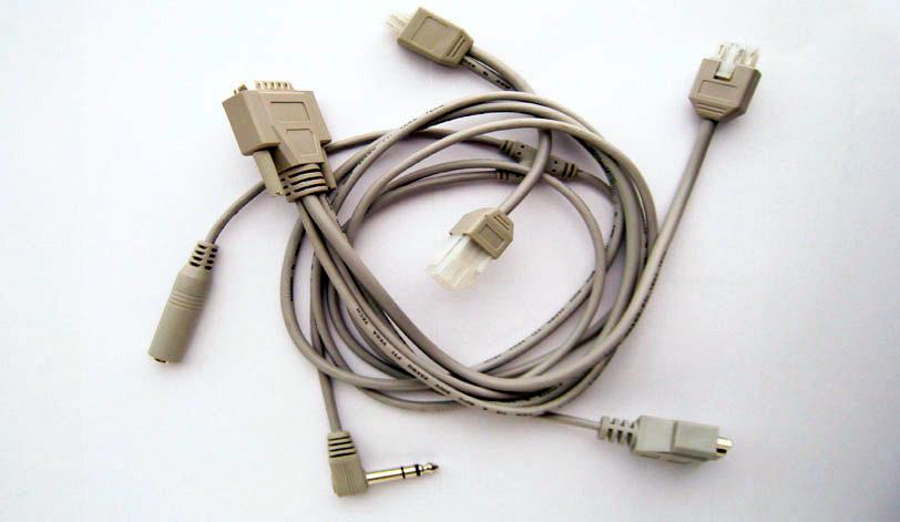 DB15PIN DB9PIN POWER SIGNALLING CABLE
