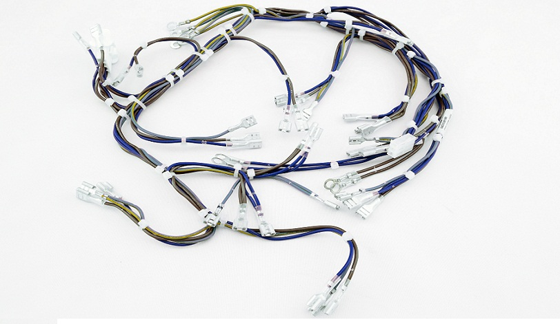 VEHICLE WIRE HARNESSES