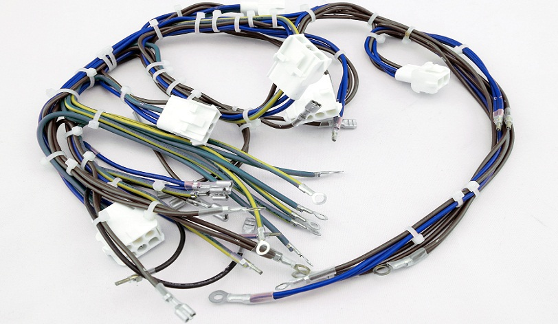 VEHICLE WIRE HARNESSES 3PIN 6PIN