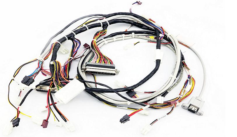 AMP MOLEX LAPP ALPHA WIRE HARNESSES
