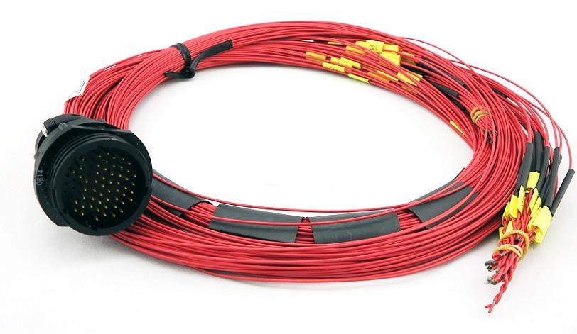 TYCO CONNECTOR CUSTOM WIRE HARNESSES