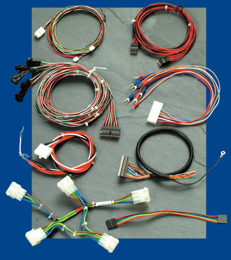 HANSOFT VEHICLE WIRE HARNESSES