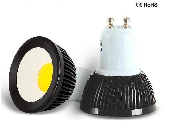 4W led cob spot light
