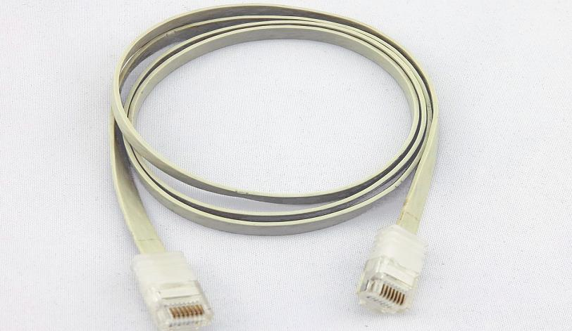 cat5e utp flat cable