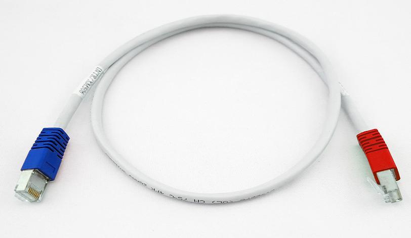 Cat5e PVC overmolding cable