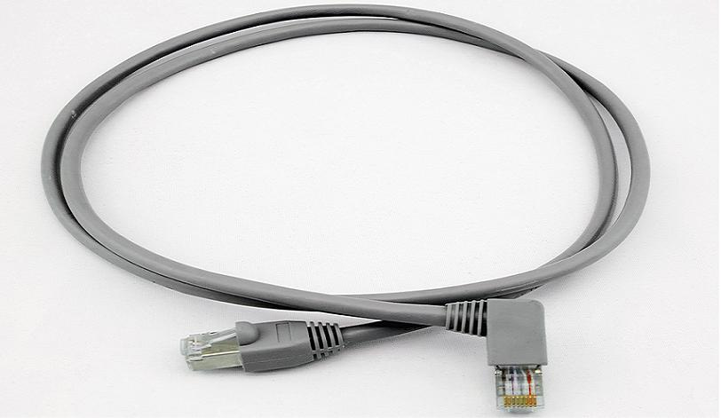 CACAT5E RJ45 8P8C 90degree Cable