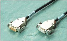 UL2464 15Pin 24AWG D-sub Cable