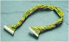 2x2AIDC 34Pin Flat Cable